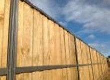 Kwikfynd Lap and Cap Timber Fencing avonmore