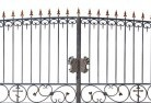 Avonmore Wrought iron fencing 10