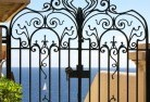 Avonmore Wrought iron fencing 13