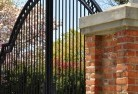 Avonmore Wrought iron fencing 7
