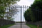Avonmore Wrought iron fencing 9
